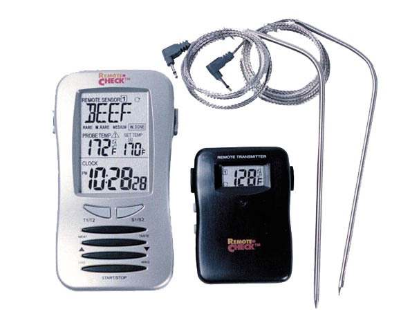 products ET 7 Dual Probe Digital thermometer with remote 23829.1557370434.1280.1280