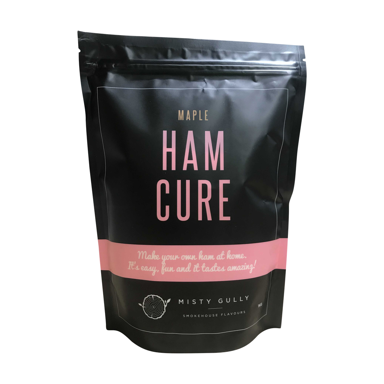 Misty Gully Maple Ham Cure 1kg