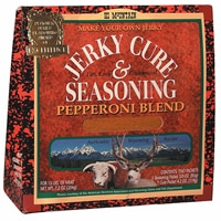 Hi Mountain Jerky Cure & Seasoning - Pepperoni