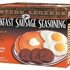 Breakfast Sausage Sage Seasoning