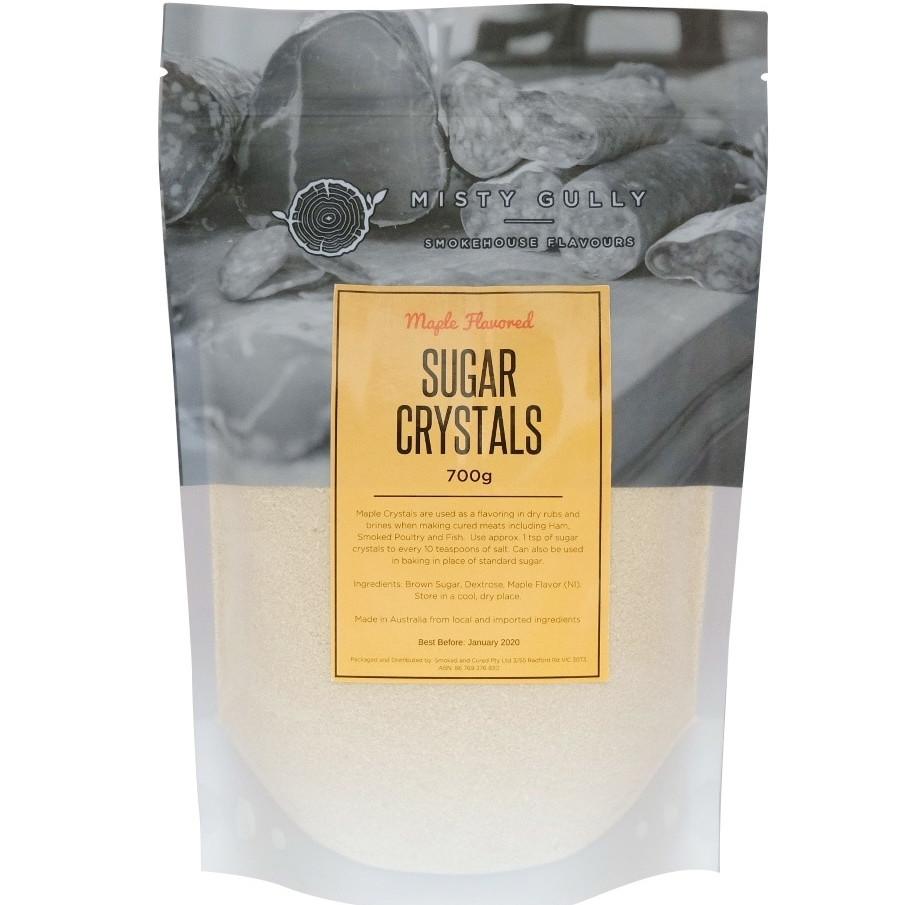 Maple Flavoured Sugar / Crystals (700g)