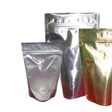 ZIP LOCK plastic pouch/bag 1.3 Litre FOOD GRADE