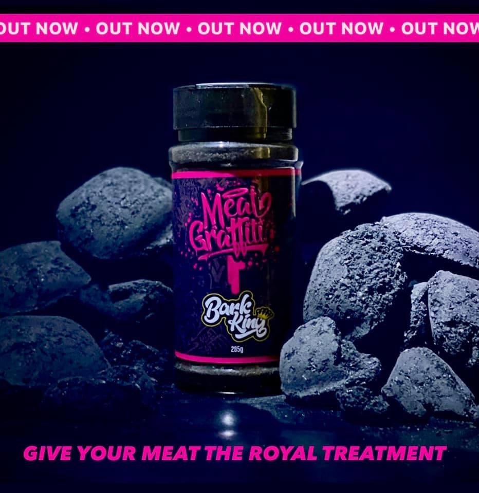 Meat Graffiti - Bark King